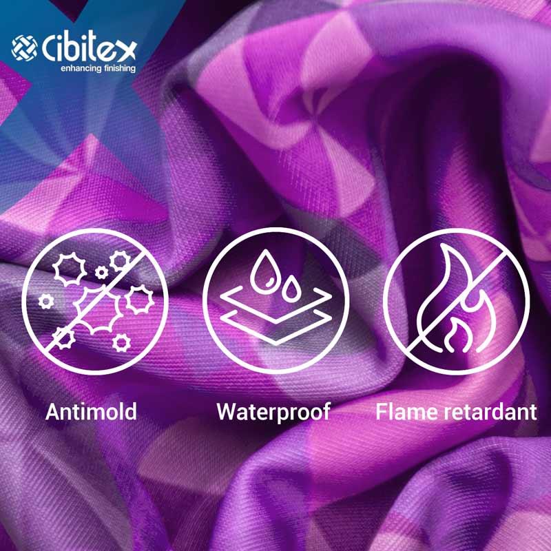 Textile Finishing Treatments