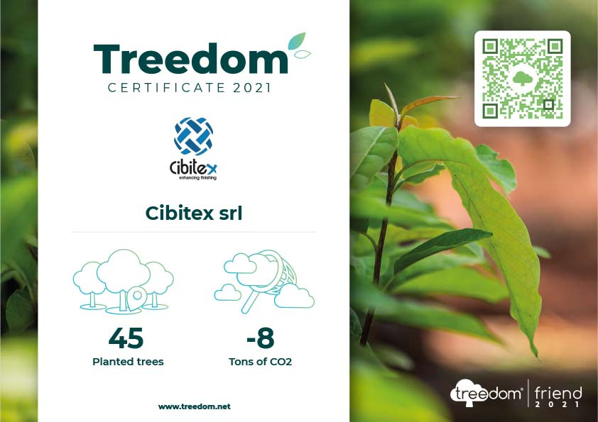 Cibitex Green - Treedom